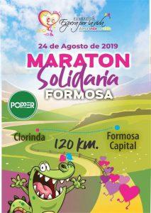 maraton solidaria formosa